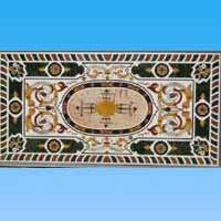 Marble Inlay Floor Mif-004