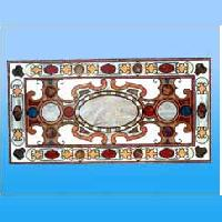 Marble Inlay Table Tops MIT-006