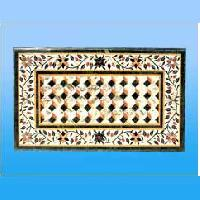 Marble Inlay Table Tops MIT-008