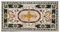 Marble Inlay Table Tops MIT-024