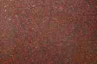Ruby Red Granite Stone