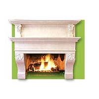 Sandstone Fireplace Sf-002