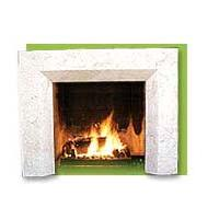 Sandstone Fireplace SF-004