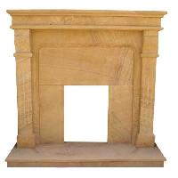 Sandstone Fireplace- Sf-006
