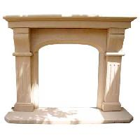Sandstone Fireplace -SF-009