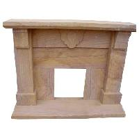 Sandstone Fireplace- SF-011