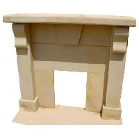 Sandstone Fireplace- SF-013