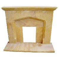 Sandstone Fireplace -SF-016
