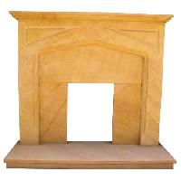 Sandstone Fireplace -SF-018