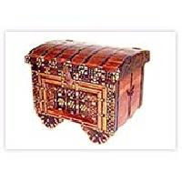 Wooden Jewellery Boxes Wb-002