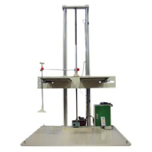 Double Support Drop Test Machine
