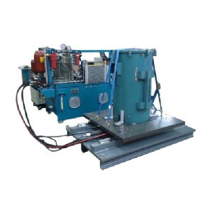 Horizontal Hydraulic Vibration Testing Machine