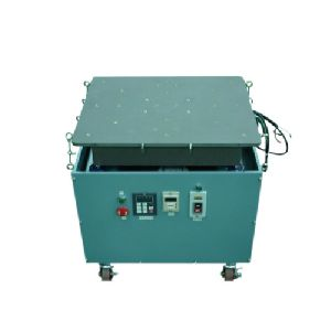 Simple Type Reactive Vibration Tester