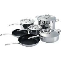 non stick steel cookware