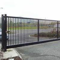 Automatic Gate Control System