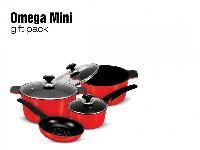 Omega Mini Cooking Pot Set