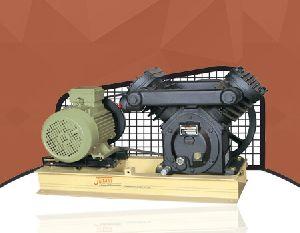 Two Stage Dry Vacuum Pump