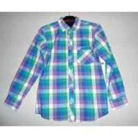 Kids Cotton Full Sleeve Shirt 01