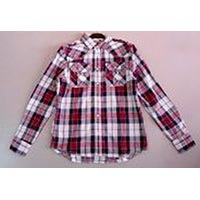 Kids Cotton Full Sleeve Shirt 02