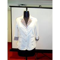 Ladies Cotton Full Sleeve Shirt 04