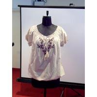 Ladies Cotton Tops (PG-03)