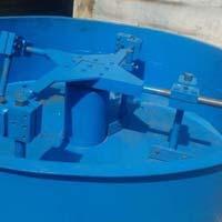 Construction Concrete Pan Mixer