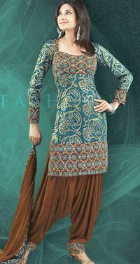 Ladies Salwar Kameez 02