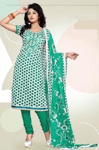 Ragini Fancy Cotton Dress 02