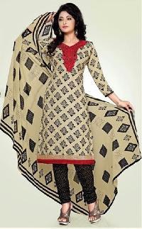 Ragini Fancy Cotton Dress