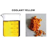 Coolant Yellow