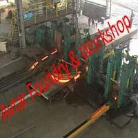 Steel Rolling Mill Plant