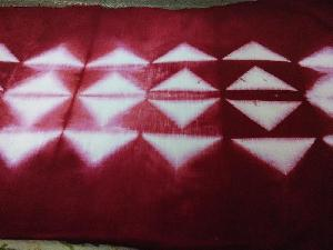 Customized Shibori Job Work 20