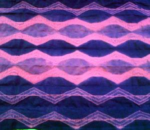 Customized Shibori Job Work 12