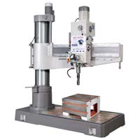 Heavy Duty All Geared Radial Drilling Machine (Model: SER-60/1700)