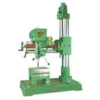 Universal Radial Drilling Machine (Model No. SMTR - II)