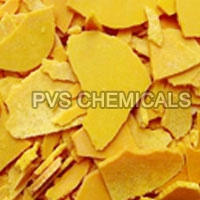 Sodium Sulphide Yellow Flakes