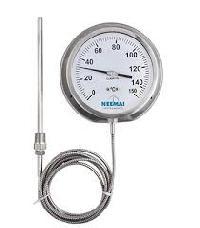 Dial Temperature Gauge