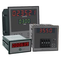 Multispan Counter Controller