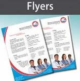 Printed Flyer Leaflets