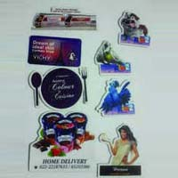 promotional fridge magnet stickers