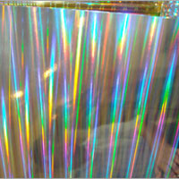 Holographic Metalized Films