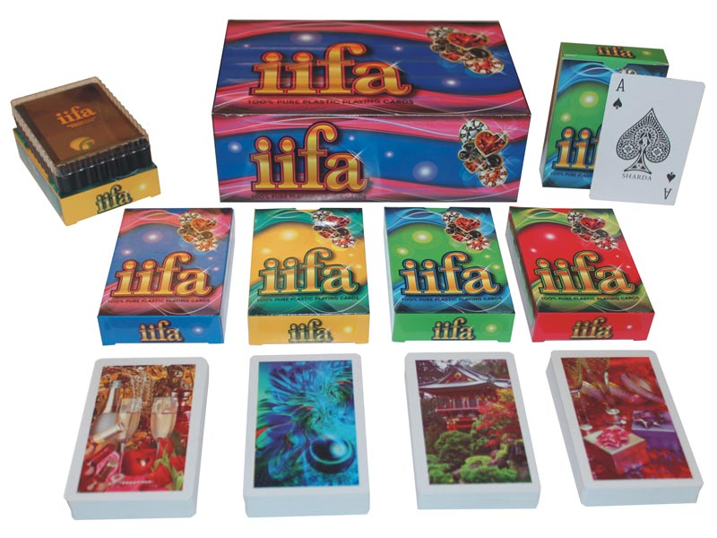 Plastic Playing Card (IIfa)