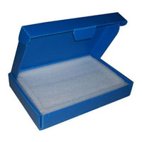 PP Corrugated Die Cut Box