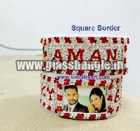 Couple Name Bangle 05