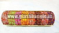 Plain Glass Bangle 10