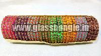 Plain Glass Bangle 14