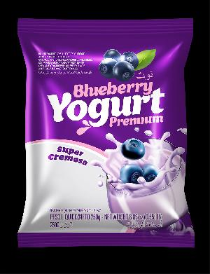 Blueberry Yogurt Candy