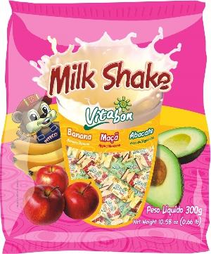 Milk Shake Candy
