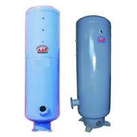 Compressed Air Receiver Tanks