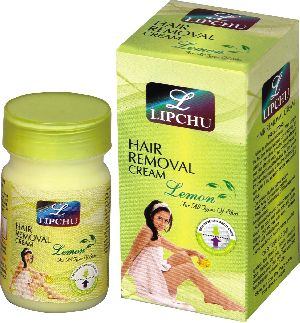 Amaira Silky Lemon Hair Removal Cream